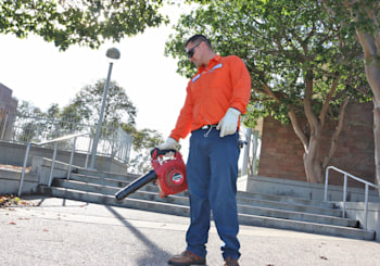 Beach City Says So Long To The Leafblower