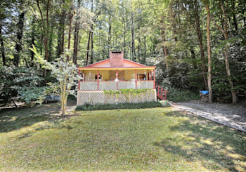 Creek Side Cottage…SOLD!! 47 E Reece Creek Blairsville, GA!
