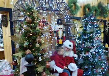 Santa Claus is Coming to Town…Mercier Orchards Downtown Location!