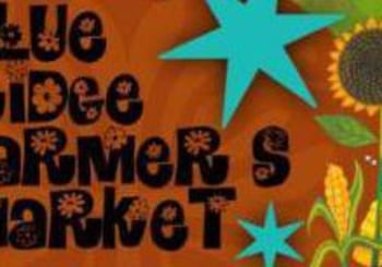 Downtown Farmers Market in Blue Ridge Every Saturday!