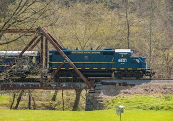 Family Adventure on Blue Ridge Scenic Railway Begins March 9th