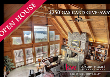 Wine & Cheese Open House at 29 Carters Cove Rd – Ellijay, GA