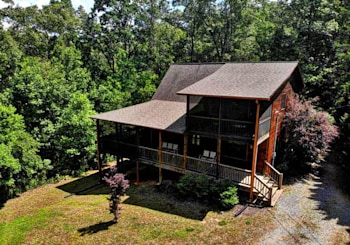 Another…SOLD! 212 PINE FOREST LOOP BLUE RIDGE, GA!