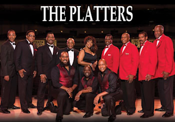 Anderson Music Hall Presents…The Drifters, Coasters & The Platters