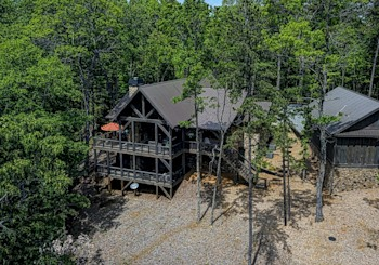 LUXURY JUST LISTED…AMAZING KEITH SUMNER ORIGINAL LUXURY TIMBER FRAME STONE HOME – MINERAL BLUFF, GA!