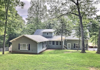 JUST LISTED! Beautiful Home Right Across from Lake Nottely – Blairsville, GA