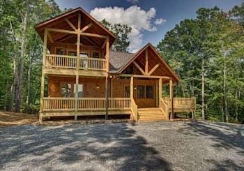 NEW Beautiful Mountain Home SOLD! 152 Stanley Ridge Road (Lot 3) Morganton, GA