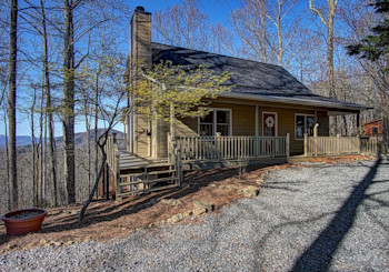 JUST LISTED! 1173 WALNUT RIDGE ELLIJAY, GEORGIA!
