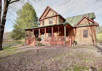 SOLD! SOLD! SOLD! 95 DEER LAKE DRIVE ELLIJAY, GA!