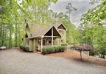JUST LISTED! 1514 NEWPORT DRIVE ELLIJAY, GA