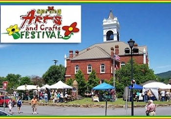 Spring Arts, Crafts & Music Festival…Memorial Day Weekend!