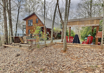 JUST LISTED 372 EAGLE TOP DRIVE MORGANTON, GA!