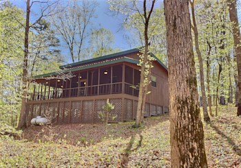 JUST LISTED 281 RIDGEVIEW ROAD MORGANTON, GA!