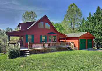 Another SOLD! 96 Chapman Lane Blairsville, GA!