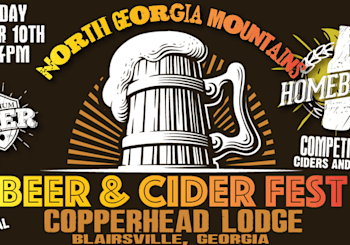 North Georgia Mountains Beer & Cider Fest