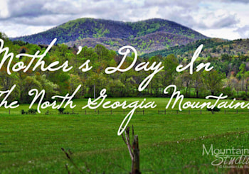Mother's Day In The North Georgia Mountains!