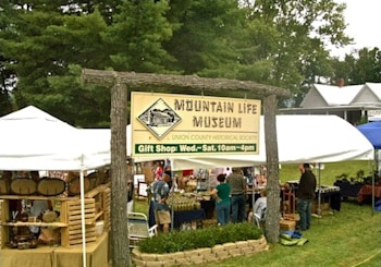 Come Experience The Mountain Heritage Festival in Blairsville, Georgia!!