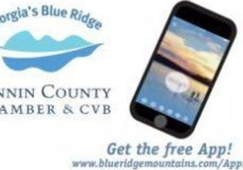 Download the Free App to Your Favorite Outdoor Adventure in Blue Ridge, GA