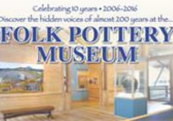 Discovery Tours of the Folk Pottery Museum and the Sautee Nacoochee Center Galleries