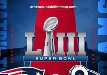 Superbowl LIII this Sunday and in Our Back Yard!!! Who's It Gonna Be?