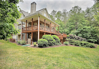 SOLD! 271 Creek Hollow Lane in Blairsville, GA!