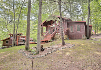 Just Listed! 121 Stavanger Road in Blairsville, GA!!