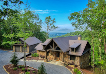 1030 Bear Mountain Pass in Mineral Bluff is SOLD!