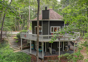 SOLD!! 80 N Pine Trail in Ellijay, Georgia!