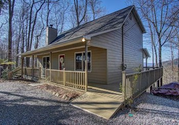 SOLD! 1173 Walnut Ridge in Ellijay, GA!