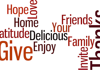 Celebrate Gratitude and Thanksgiving in Your Home