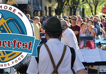 Ardmore Oktoberfest returns Saturday, September 28th, from 2-8pm in a NEW, expanded location – Schauffele Plaza