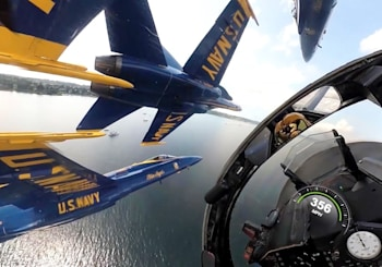Thunderbirds, Blue Angels to Salute New York, New Jersey, Pennsylvania COVID-19 Responders
