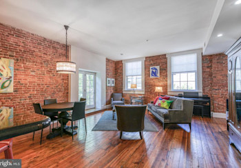 Just Sold! Classic Old City Condo with deeded parking!
