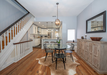 Just Sold!  Fairmount townhome sells in first weekend on market!