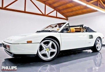 Just Listed: Mondial T, Ferrari