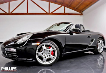 Just Listed: Boxster, Porsche