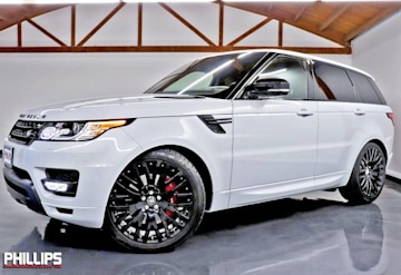 Just Listed: Range Rover Sport, Land Rover