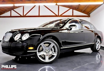 Just Listed: Continental Flying Spur, Bentley