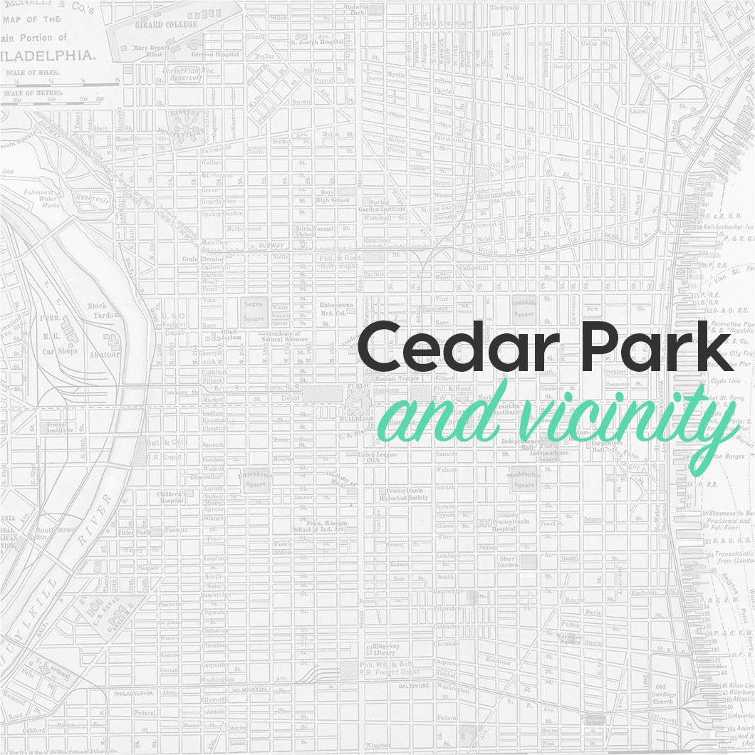 Cedar Park and vicinity