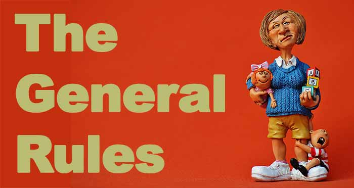 Gerber baby contest general rules
