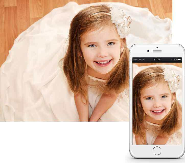 Upload your photo to Cute Kid