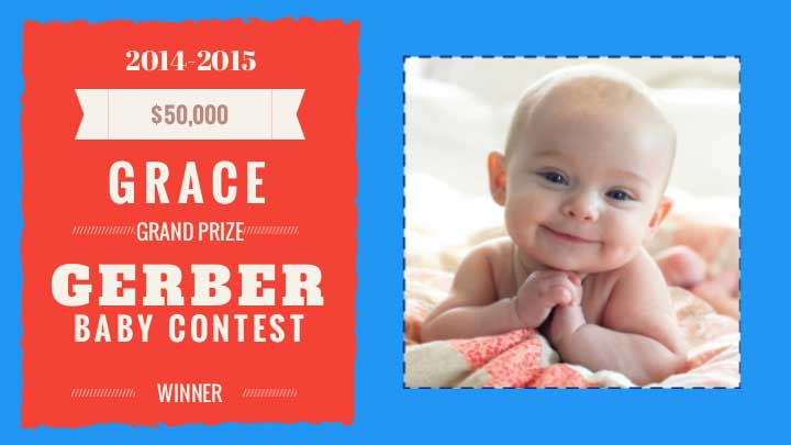 Gerber baby prizes