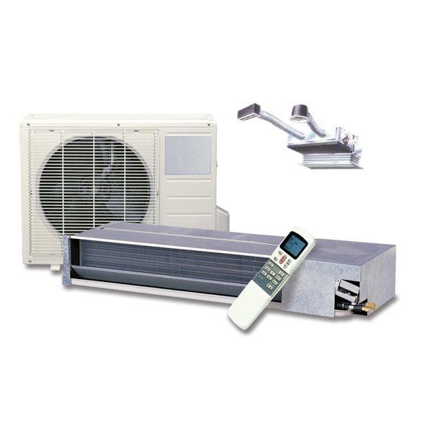 Aire acondicionado split ducto 48.000 Btu