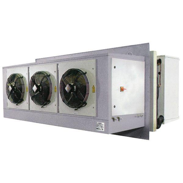 Equipo refrigeración industrial compacto