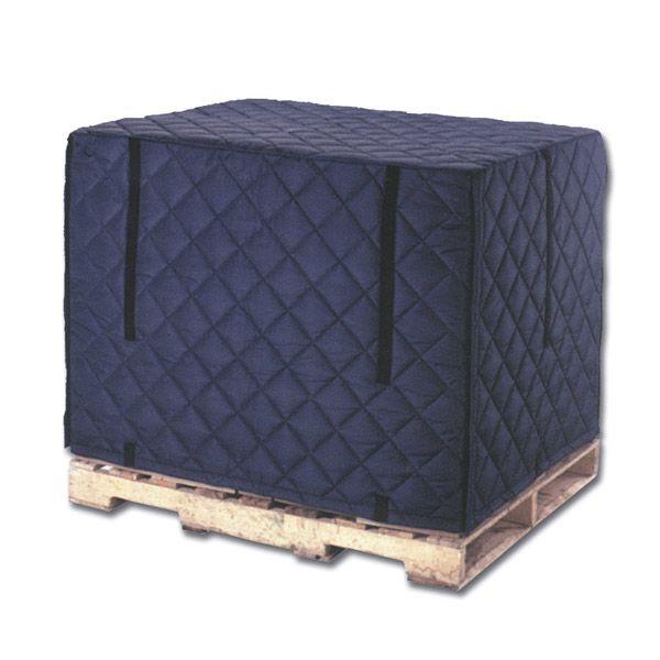 Cubre pallet termico, 101 x 122 x 91 cms, oxford 420