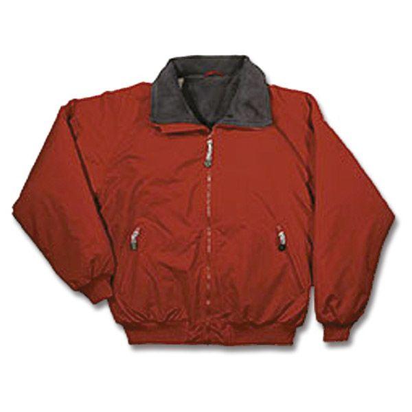 Casaca térmica Samco # S color rojo