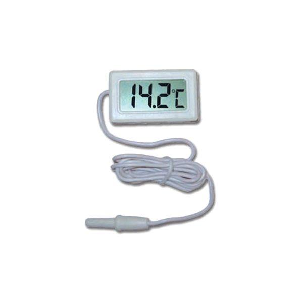 Mini visor de temperatura