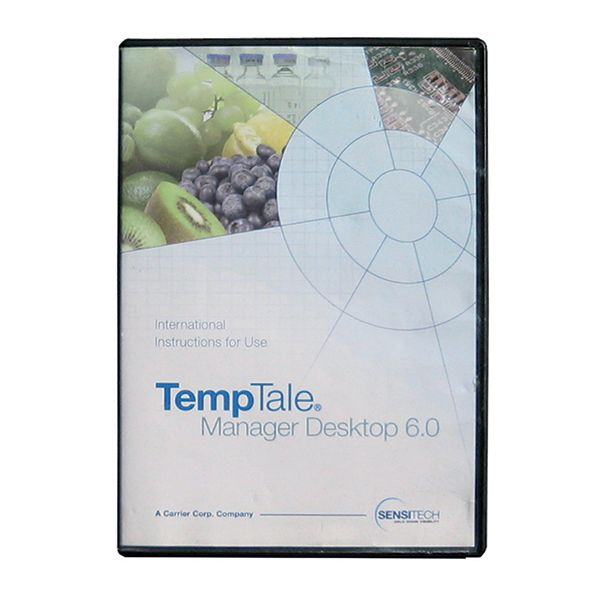 Software Sensitech para Temptale 4