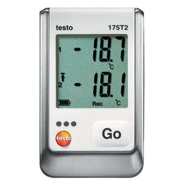 Interface y software para termógrafo T 175 T2 Testo