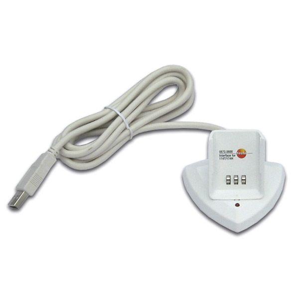 Interface USB termógrafo mini T 174 Testo